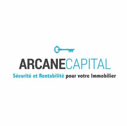 Logo ARCANE Capital NetCURD