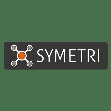 Logo SYMETRI NetCURD