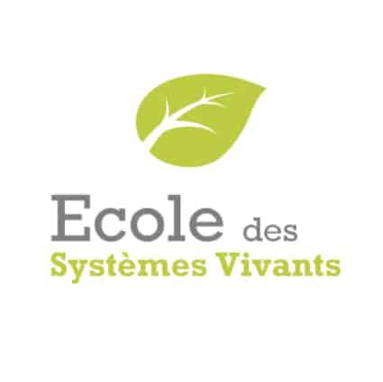 Logo l'École des Systèmes Vivants NetCURD